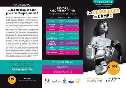 Brochure Namur