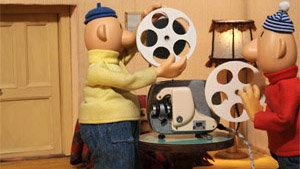 image du film: un projecteur de cinéma