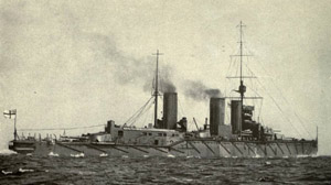 croiseur de bataille