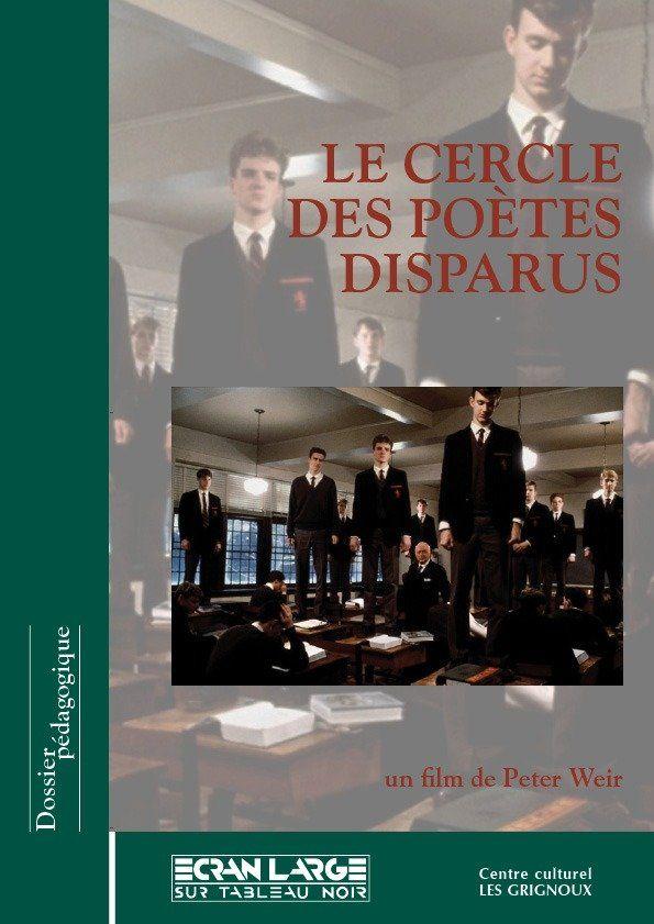 affiche du dossier Le Cercle des poètes disparus