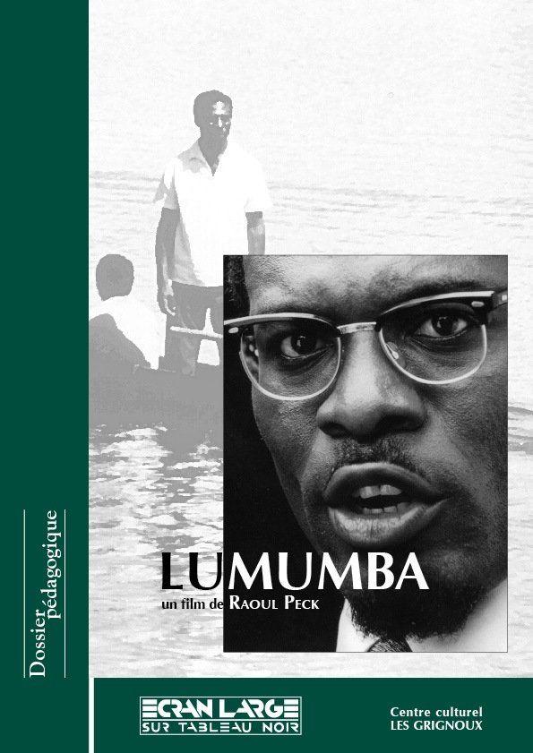 affiche du dossier Lumumba