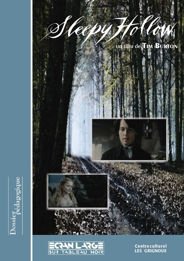 affiche du dossier Sleepy Hollow