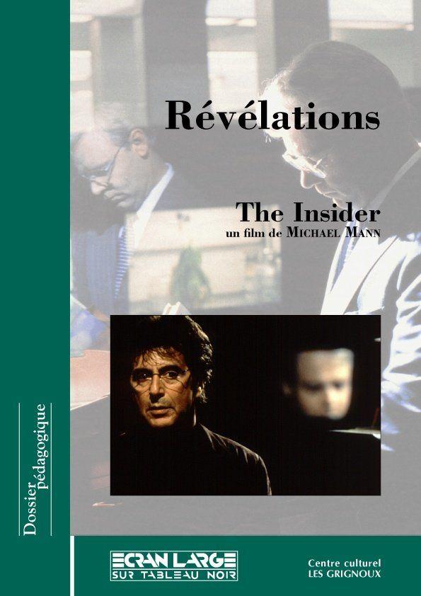 affiche du dossier Révélations (The Insider)