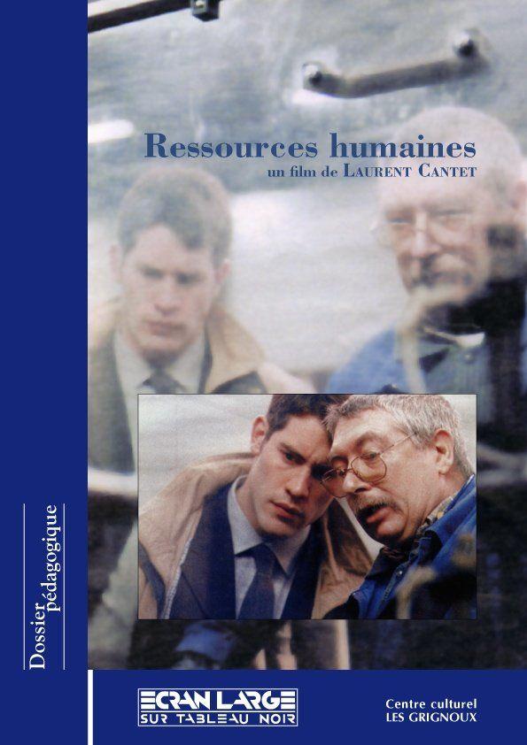 affiche du dossier Ressources humaines