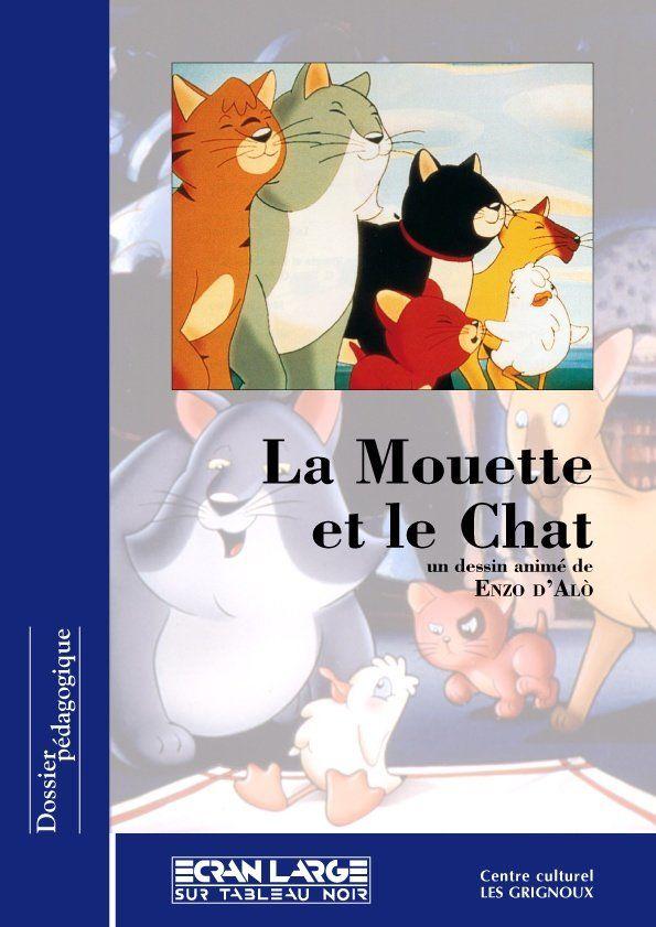 affiche du dossier LaMouette et le Chat