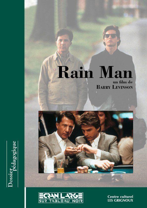 affiche du dossier Rain Man