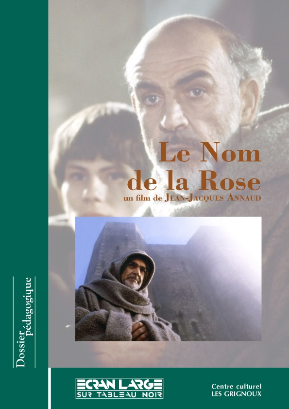 affiche du dossier Le Nom de la rose