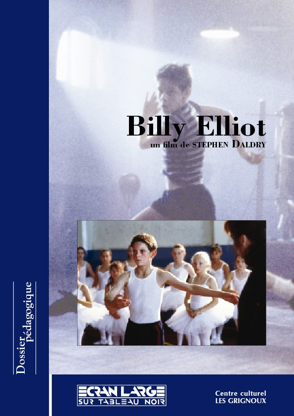 affiche du dossier Billy Elliot