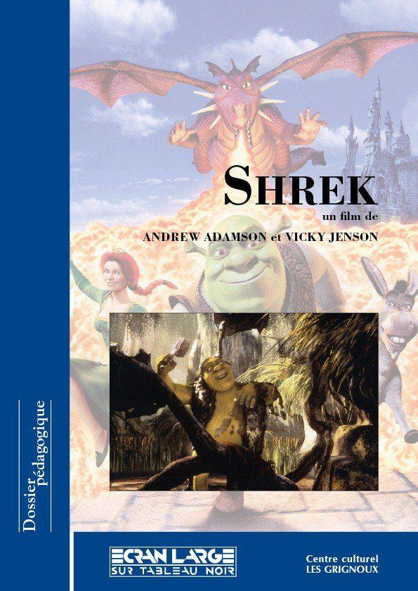 affiche du dossier Shrek