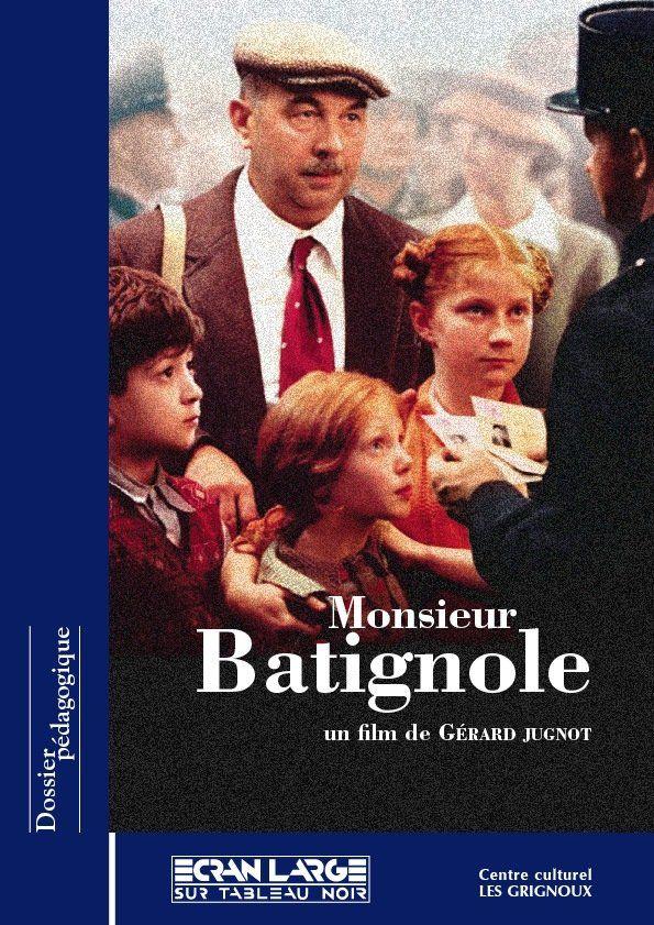 affiche du dossier Monsieur Batignole
