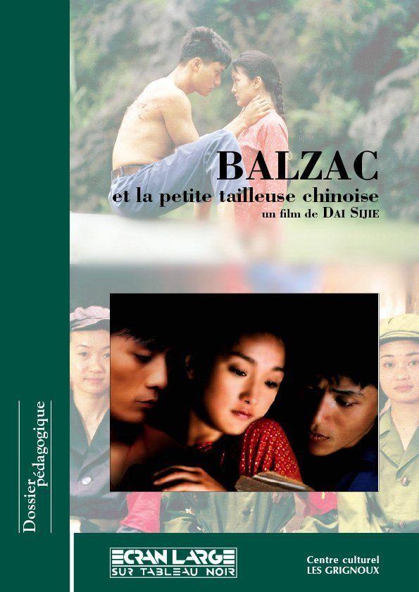 affiche du dossier Balzac et la petite tailleuse chinoise
