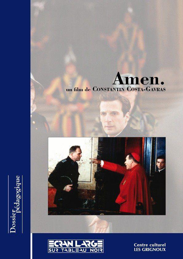affiche du dossier Amen.