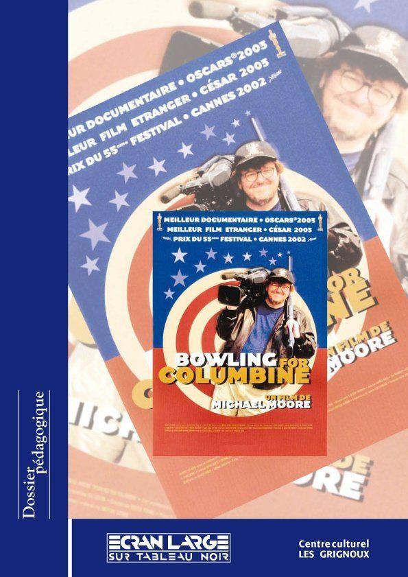 affiche du dossier Bowling for Columbine