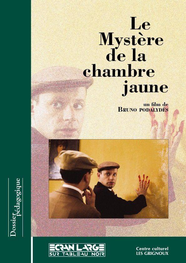 affiche du dossier Le Mystère de la chambre jaune