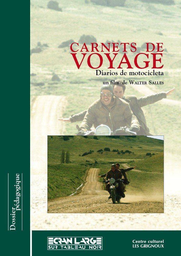 affiche du dossier Carnets de Voyage (Diarios de motocicleta)