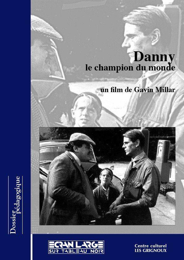 affiche du dossier Danny, le champion du monde