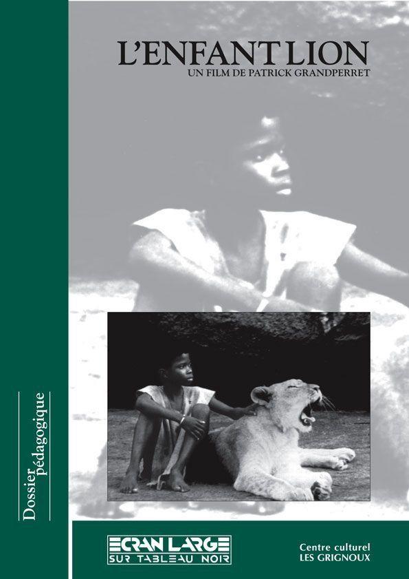 affiche du dossier L'Enfant lion