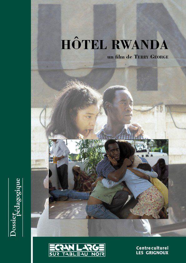 affiche du dossier Hôtel Rwanda