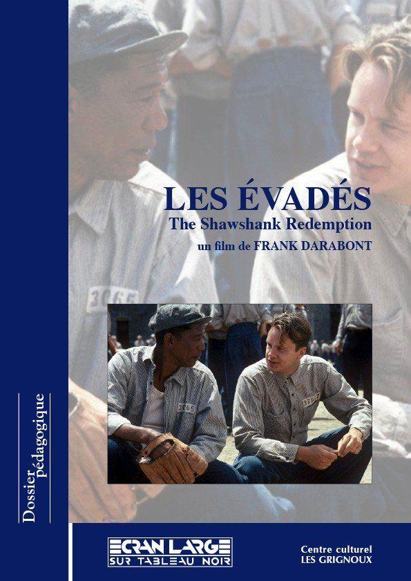 affiche du dossier Les Évadés (The Shawshank Redemption)
