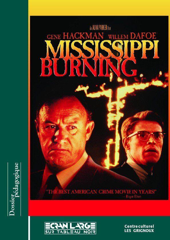 affiche du dossier Mississippi Burning