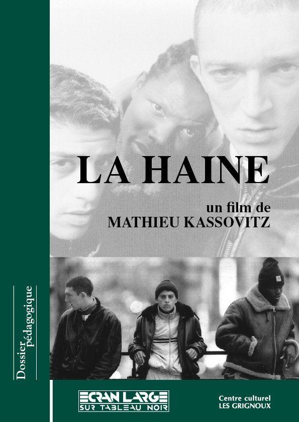 affiche du dossier La Haine