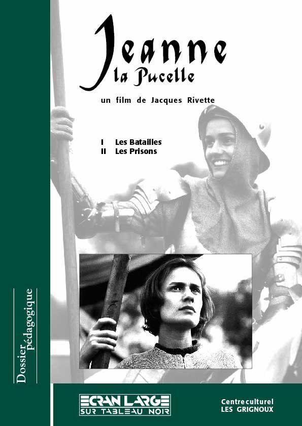 affiche du dossier Jeanne la Pucelle