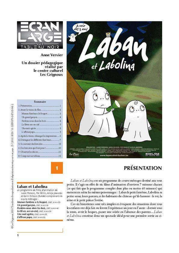 affiche du dossier Laban et Labolina