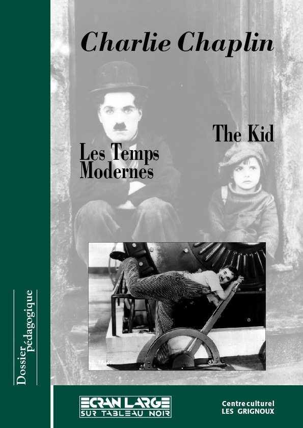 affiche du dossier The Kid & Les Temps modernes