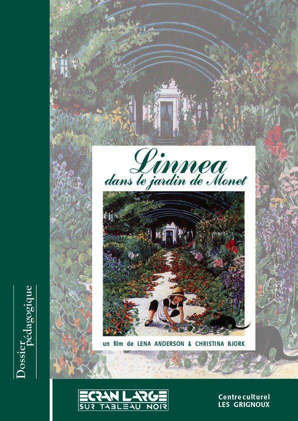 affiche du dossier Linnea et le jardin de Monet