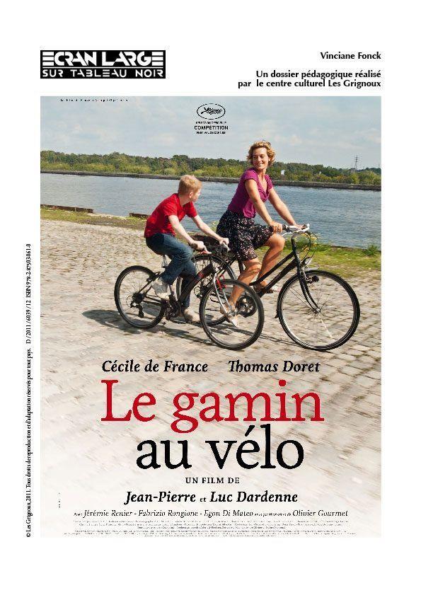 affiche du dossier Le Gamin au vélo