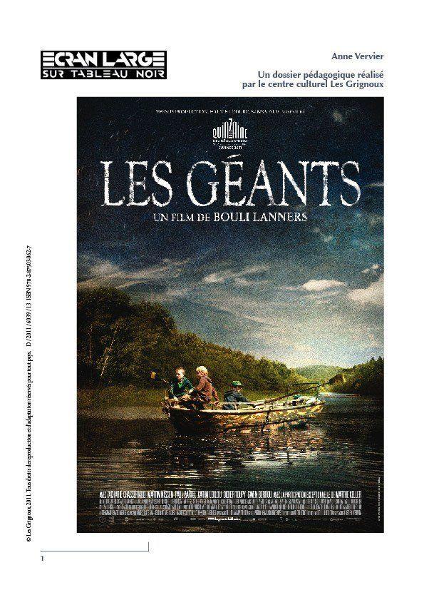 affiche du dossier Les Géants