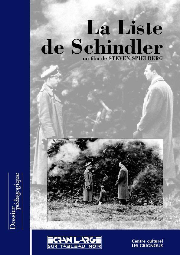 affiche du dossier La Liste de Schindler
