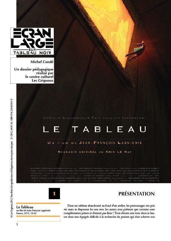 affiche du dossier Le Tableau