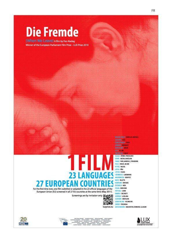 affiche du dossier Die Fremde (L'Étrangère)