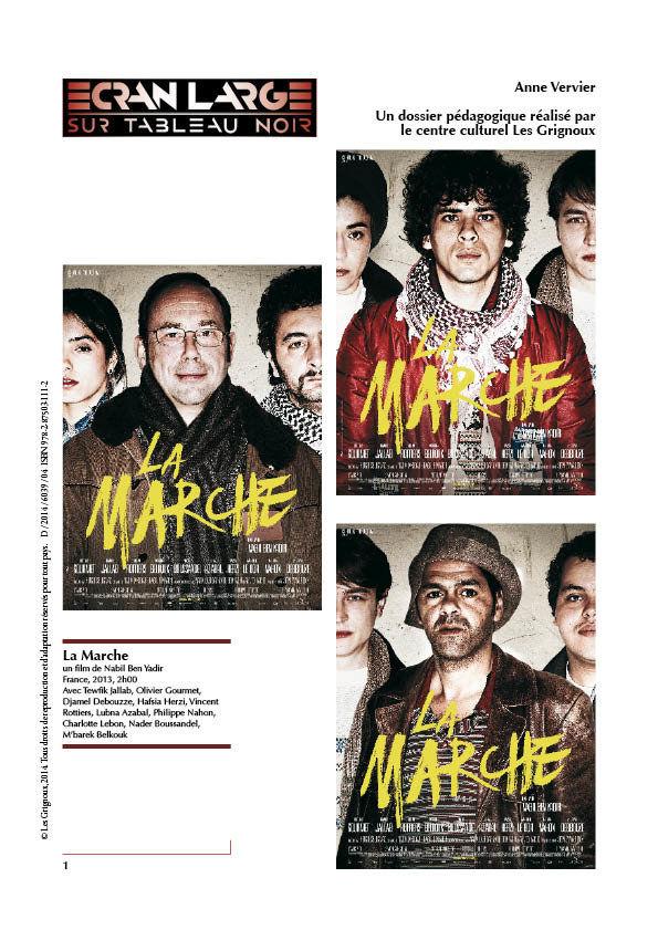 affiche du dossier La Marche