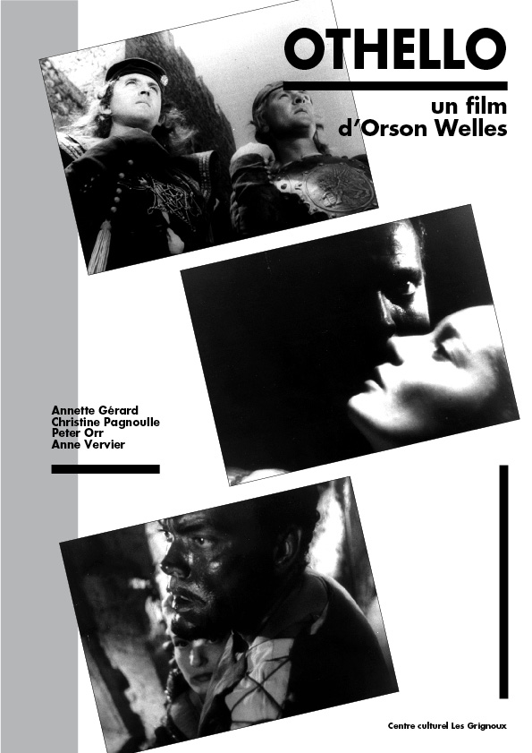 affiche du dossier Othello