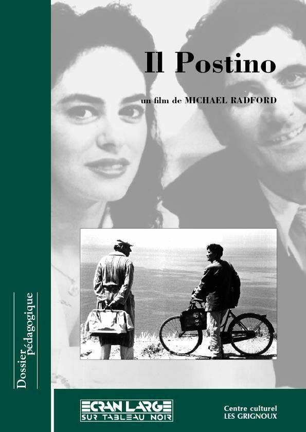 affiche du dossier Il Postino (Le Facteur)