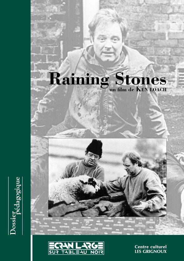 affiche du dossier Raining Stones