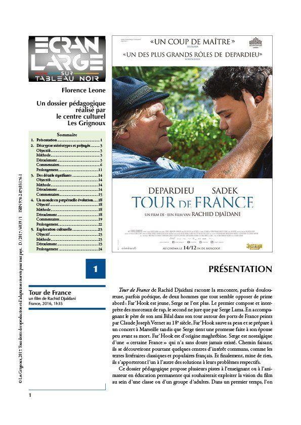 affiche du dossier Tour de France