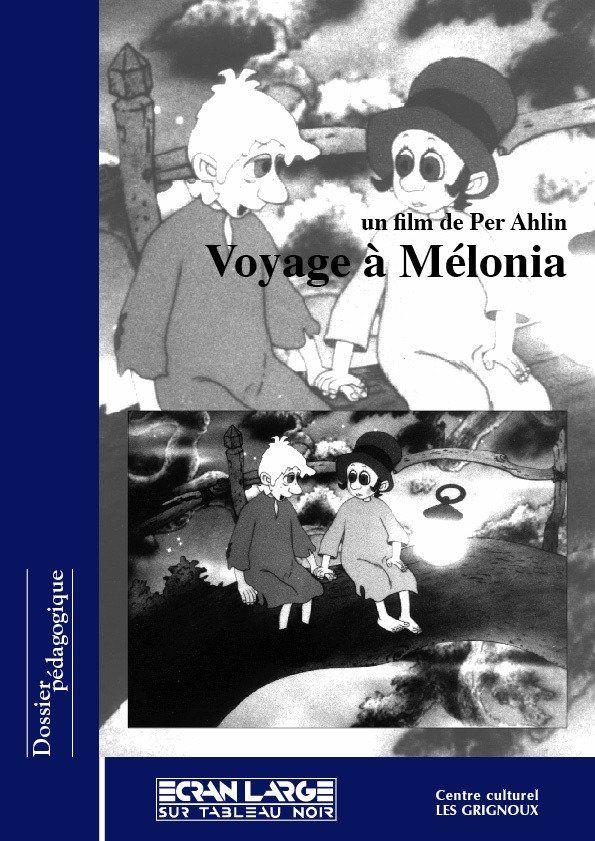affiche du dossier Voyage à Mélonia