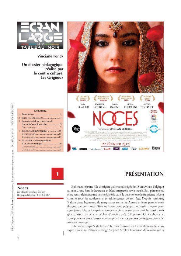 affiche du dossier Noces