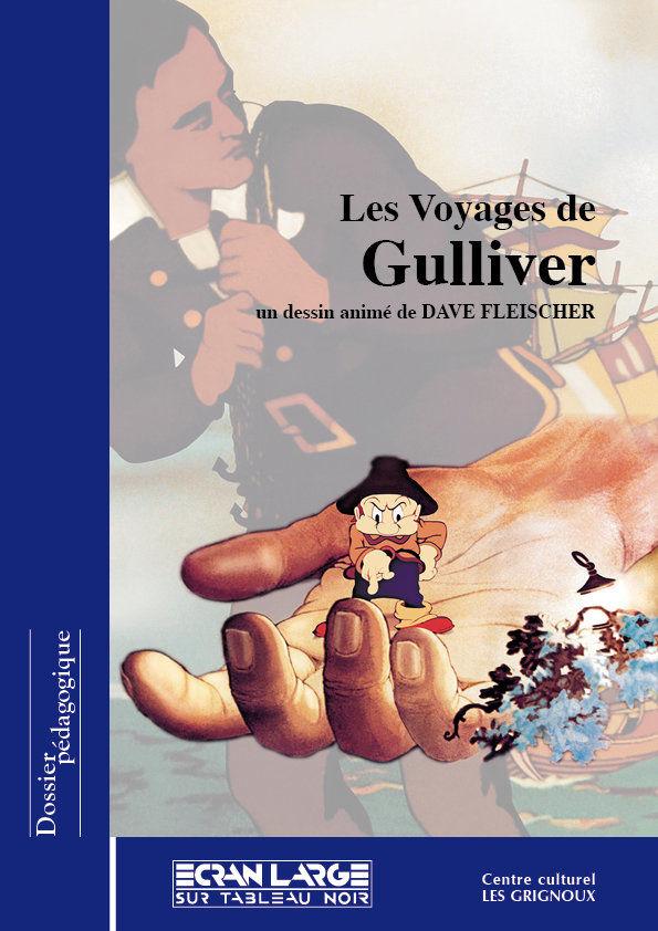 affiche du dossier Les Voyages de Gulliver