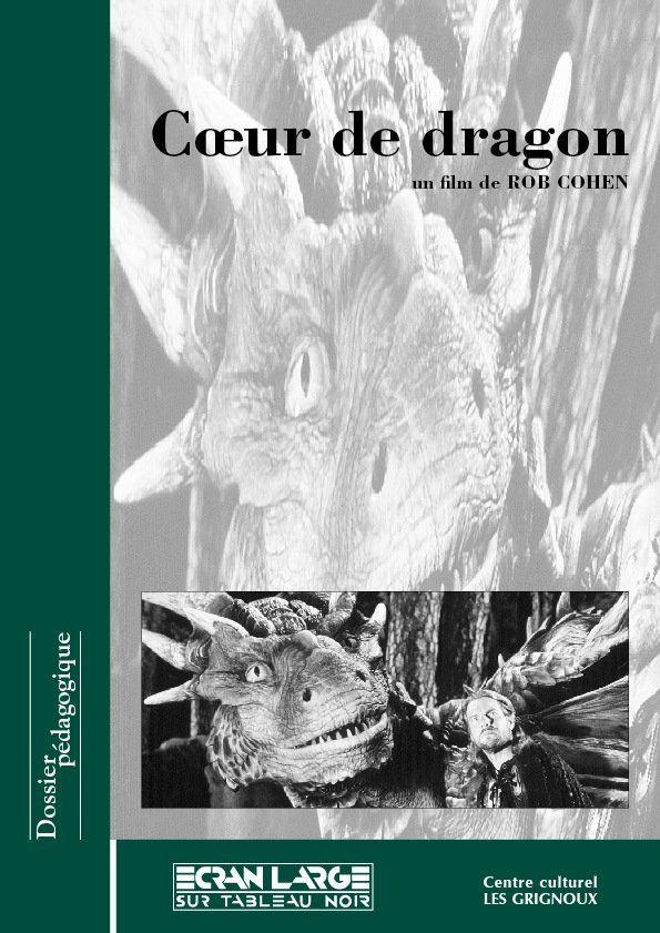 affiche du dossier Cœur de dragon