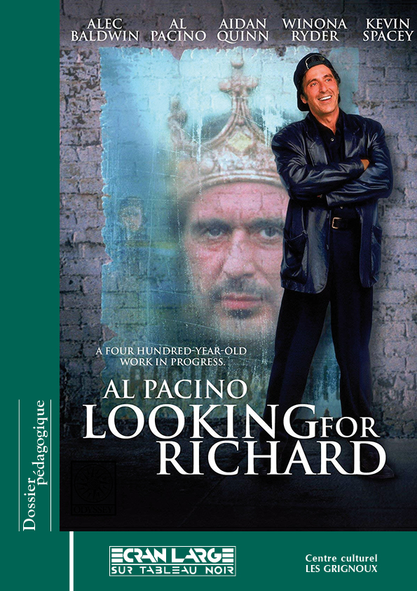 affiche du dossier Looking for Richard