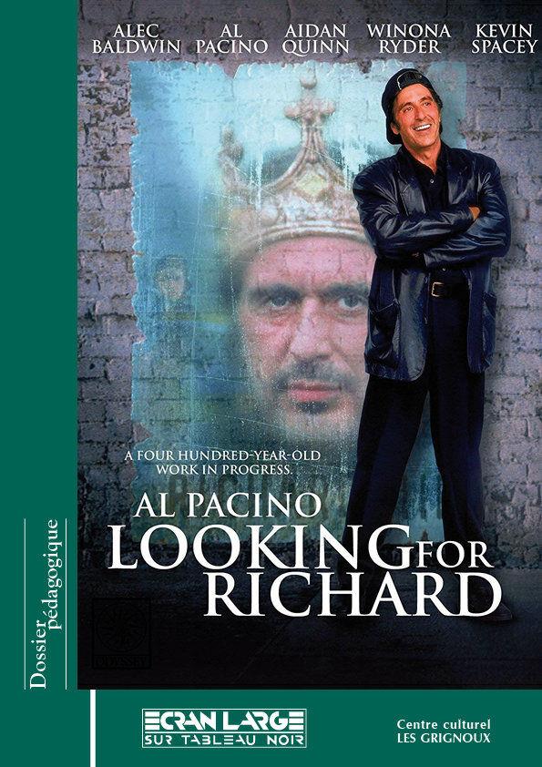 affiche du dossier Looking for Richard