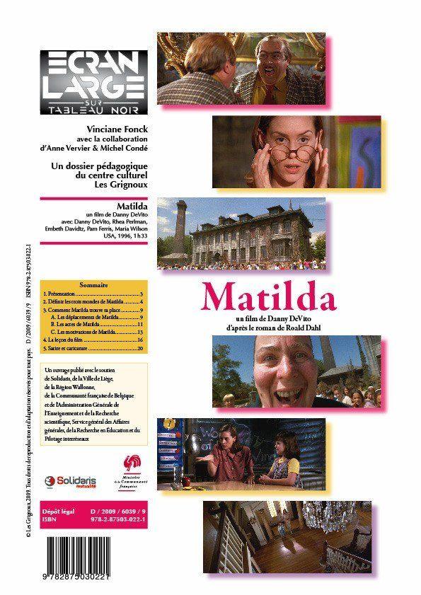 affiche du dossier Matilda