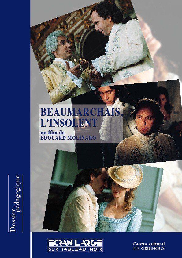 affiche du dossier Beaumarchais l'insolent