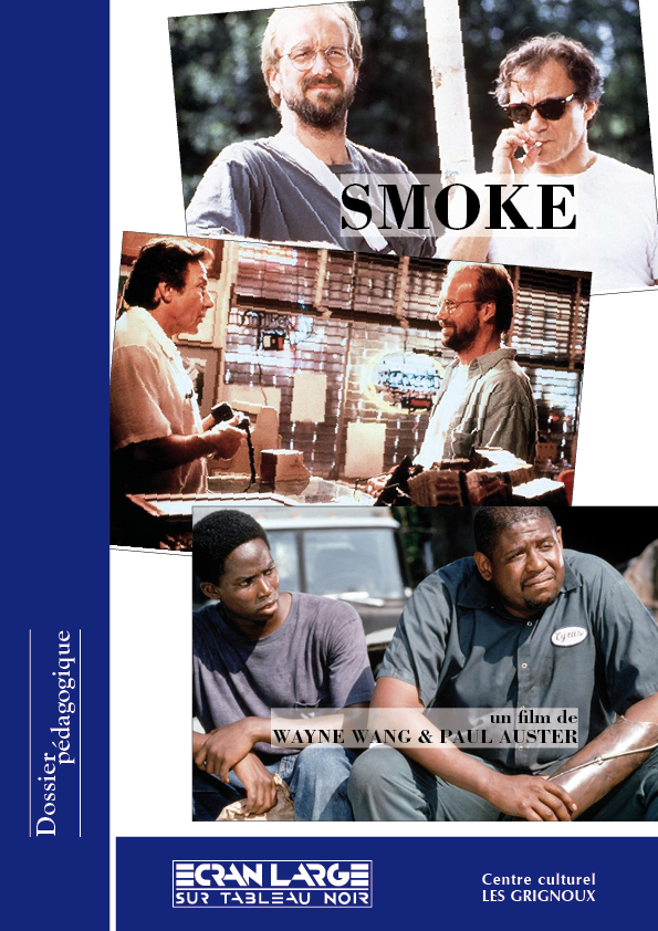 affiche du dossier Smoke