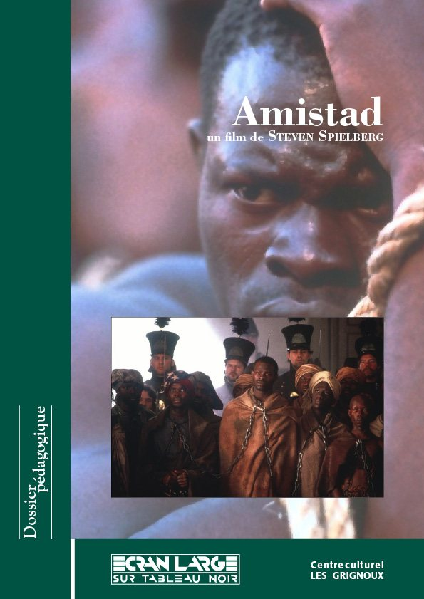 affiche du dossier Amistad