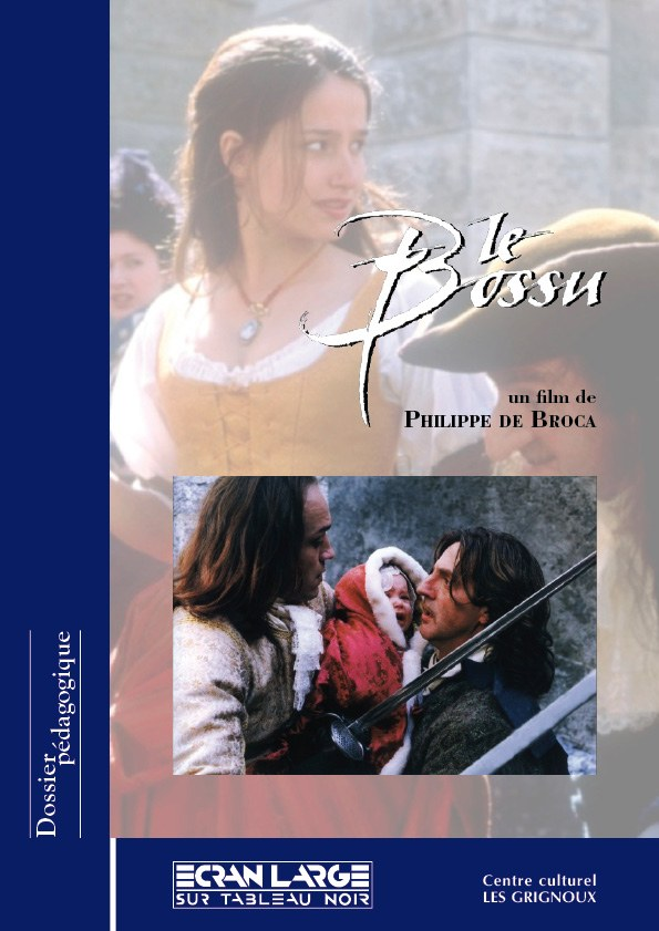 affiche du dossier Le Bossu
